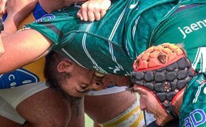 Los errores penalizan a Jaén Rugby en el feudo del líder