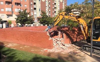 Comienza la construcción del primer parque canino de la capital