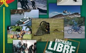 La Guardia Civil celebrará una jornada de puertas abiertas en Granada para celebrar su 175 aniversario