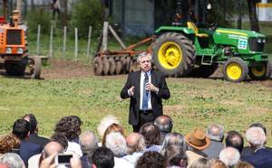 Alberto Fernández promete erradicar el hambre en Argentina