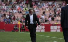 Anquela, destituido como técnico del Deportivo