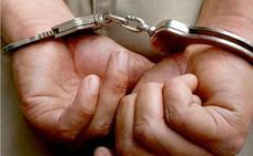 'Cazan' a un peligroso delincuente que atracó con un cuchillo una tienda en Santa Fe