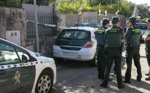 La Guardia Civil detiene a una banda de atracadores de Granada tras hacerse pasar por policías y robar una casa en Dúdar