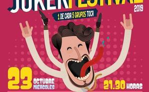 Vuelve 'Joker Festival', el concierto en el que no sabes quién va a tocar hasta que se levanta el telón