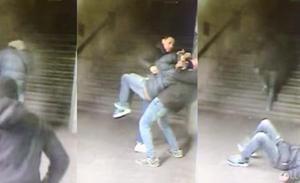 Así es la violenta agresión 'Mata león' por la que un menor fue detenido en Granada