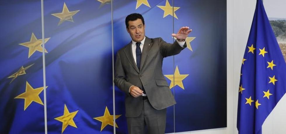 Andalucía mira al mercado de China para compensar el revés arancelario de Estados Unidos