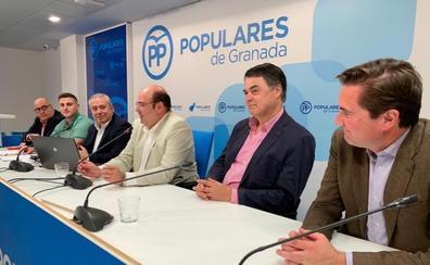 Sebastián Pérez renuncia a la lista del Senado para centrarse en Granada