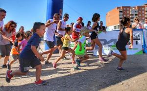 El Desafío a las Antenas de Aguadulce pone a la carrera por montaña a más de 250 atletas