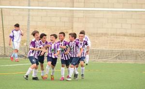 Atlético Jaén, esencia del fútbol base jienense