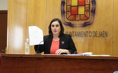 La edil de Hacienda asegura que no habrá despidos municipales ni más subida de impuestos en Jaén