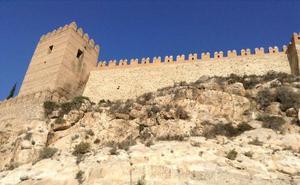 La Junta plantea pagar para entrar en la Alcazaba y el Museo de Almería