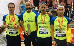 El Maracena se proclama subcampeón nacional de clubes