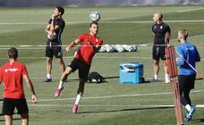 El Granada vuelve a los entrenamientos con trabajo extra para los inéditos