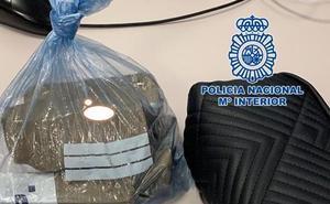 Cazada en Granada una pareja con un bolso lleno de heroína en su coche, en el que viajaba un niño pequeño
