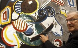 Encuentran sin vida al 'Picasso gallego' devorado por sus perros en su casa de Lugo
