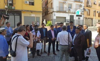 Hermanamiento de la capital con la ciudad de Jaén en Perú