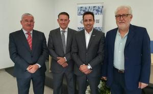 Vínculo entre el Ayuntamiento y la firma HRC para fortalecer el ecosistema innovador