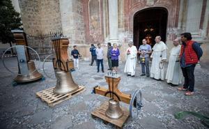 Las campanas de Santo Domingo vuelven a repicar un año después