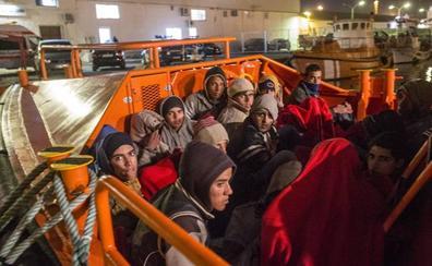 CGT denuncia que solo quedan dos salvamares operativas en el mar de Alborán