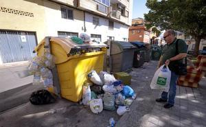 Motril plantea la externalización del servicio de recogida de basura
