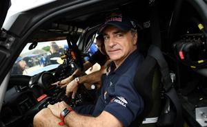 Sainz acaba remolcado y Alonso aprende en el rally de Marruecos