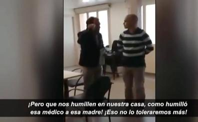 Independentistas acosan a un médico porque en su centro se habló en castellano a una paciente