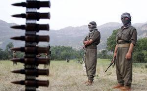 Así es el PKK, la guerrilla a la que pertenece el presunto terrorista detenido en Granada