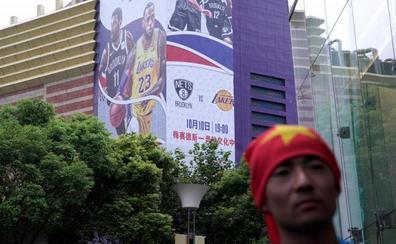 La gran baza de la NBA en China será el apoyo del público
