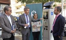 Llegan los parquímetros 'inteligentes' a la zona azul de Granada