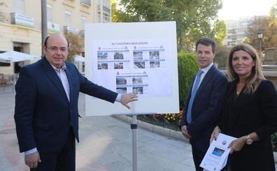 El Ayuntamiento de Granada invertirá 88.000 euros en la reparación de una decena de fuentes