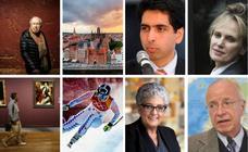 Los 8 ganadores de los Premios Princesa de Asturias de este año