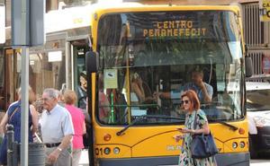 Arranca la maquinaria municipal para sacar a concurso el servicio de autobús