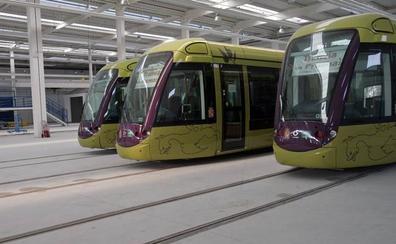 El Ayuntamiento de Jaén debe 7 millones de euros de los tranvías, según la Junta