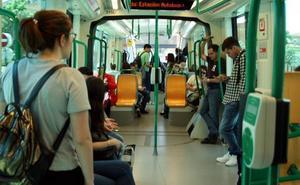 Metro de Granada gana un 16% de viajeros durante los primeros nueve meses del año