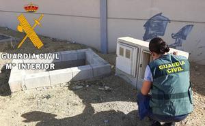 La Guardia Civil detiene a un vecino de Cuevas de Almanzora como autor de varios delitos contra el Patrimonio