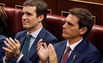 PP y Ciudadanos tildan de «electoralista» la decisión del Gobierno de pagar a las autonomías