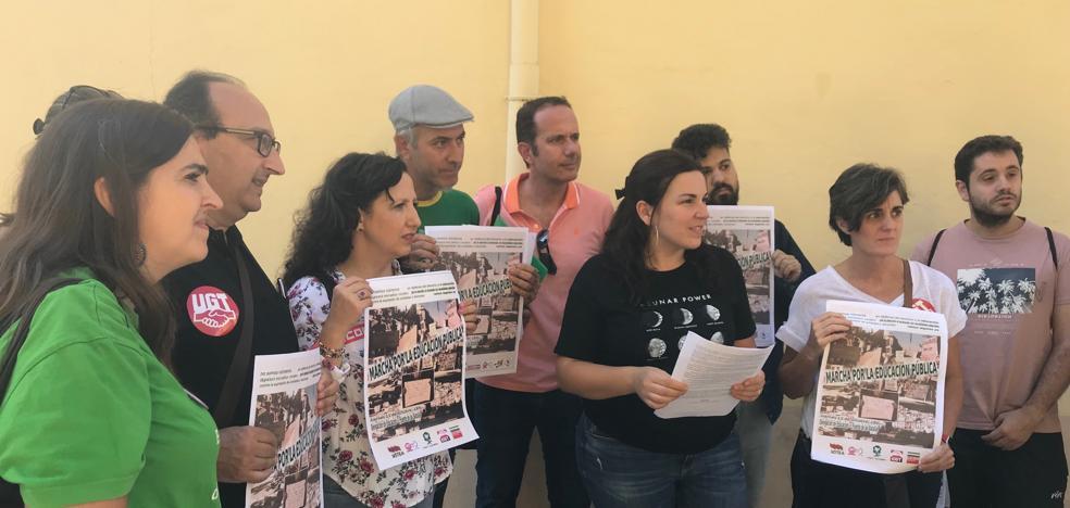 La Junta admite que los IES de Albolote y Maracena están «al límite de capacidad»