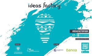 Inscripciones abiertas para el 'II Ideas Factory by UGR'