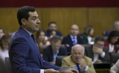 Moreno anuncia que el Presupuesto de 2020 ascenderá a 38.539 millones de euros, un 5,6% más que el actual