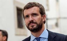 Casado carga contra Sánchez por los pagos a cuenta: «Usan el dinero como arma electoral»
