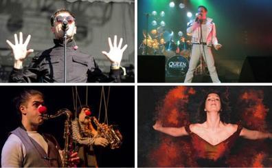 Guía de planes: música para todos los gustos en el fin de semana de la Hispanidad