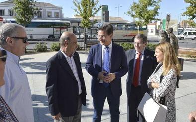 El Ayuntamiento de Granada negocia con la Junta la reorganización de la estación de Andaluces