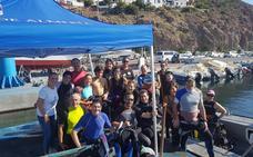 'Almería Activa' entra en su recta final con la Aventura Submarina 'Costa de Almería'