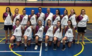 El Andaluz abre el curso para las chicas de la selección cadete