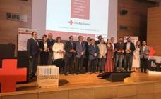 Cruz Roja reconoce a entidades de Jaén por su esfuerzo en la inserción laboral