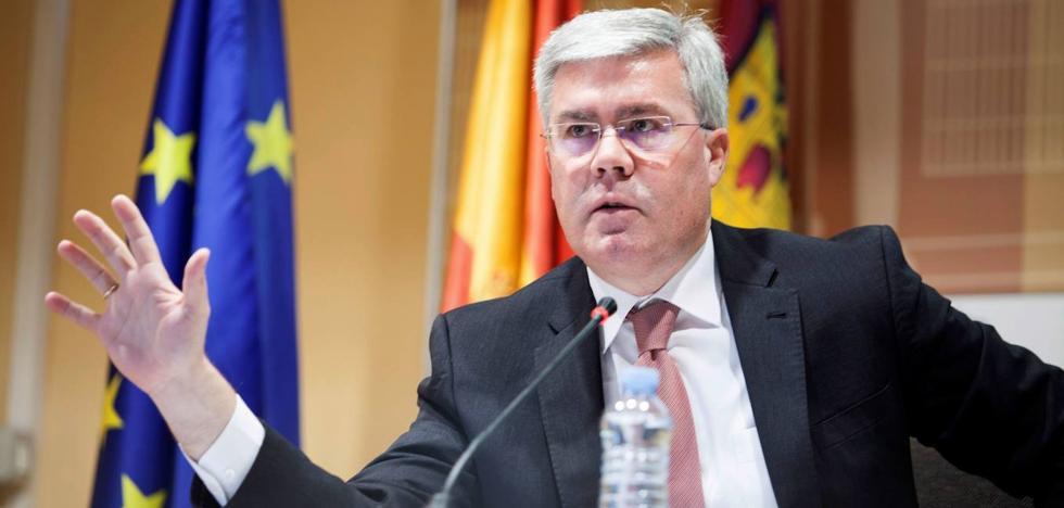 Fernández de Moya pide la «baja temporal» del PP tras confirmarse su procesamiento por el caso Matinsreg