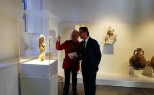 El museo Arqueológico ofrece cuatro talleres didácticos para aprender hacer mosaicos, alfabetos o estratigrafías