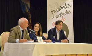 El Ayuntamiento de Granada acoge el 17 de octubre el concierto de inicio de temporada de Juventudes Musicales