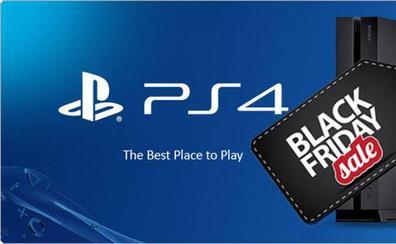 La PS4 alcanzará su precio más bajo durante el próximo Black Friday 2019
