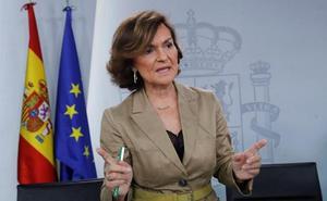 El Gobierno pide al TC que aperciba a la Generalitat en vísperas de la sentencia del 'procés'